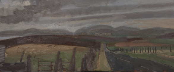 Oil Painting Orkney